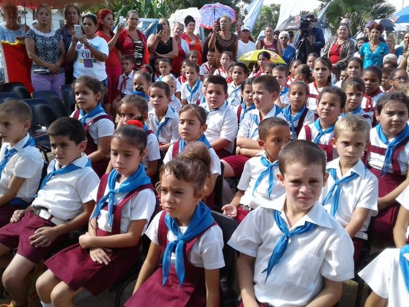 Preparan mejor curso escolar 2019-2010 en Cienfuegos