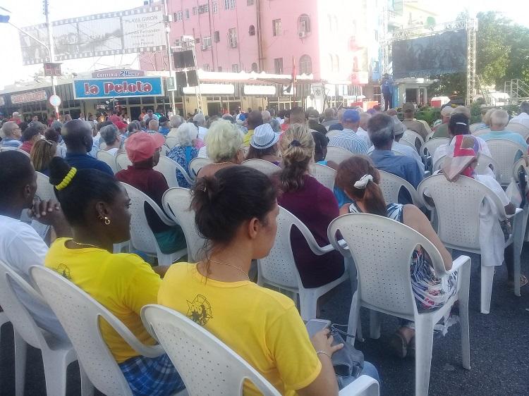 Recuerdan proclamación del carácter socialista de la Revolución Cubana