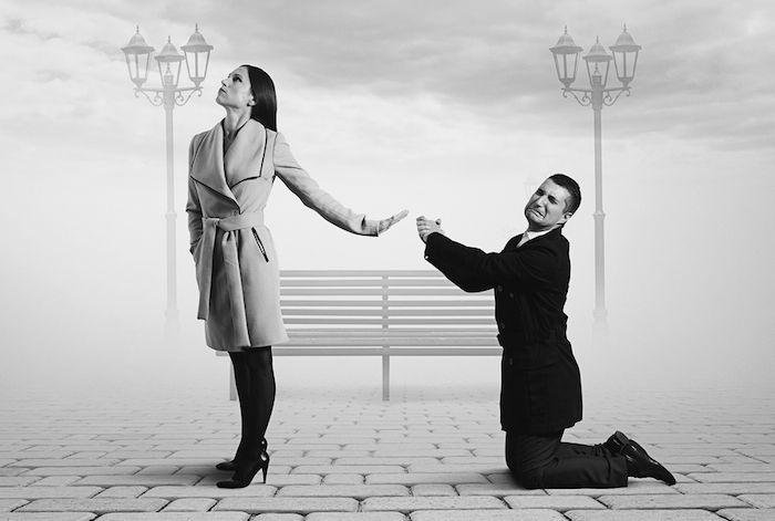 Para quien presiente que será abandonado(a) por  su pareja