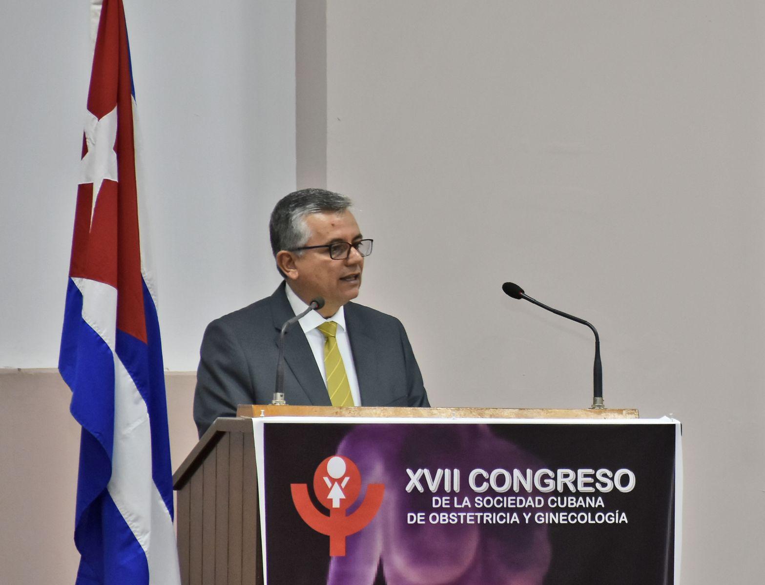 Inicia Congreso Internacional de Ginecología y Obstetricia