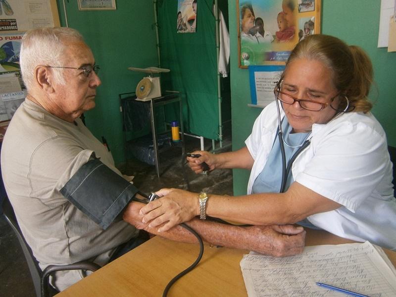 En Cienfuegos Jornadas Por los Caminos de la Salud
