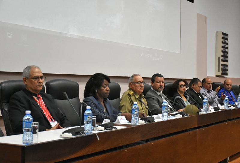 Concluyo en La Habana CubaAgua 2019