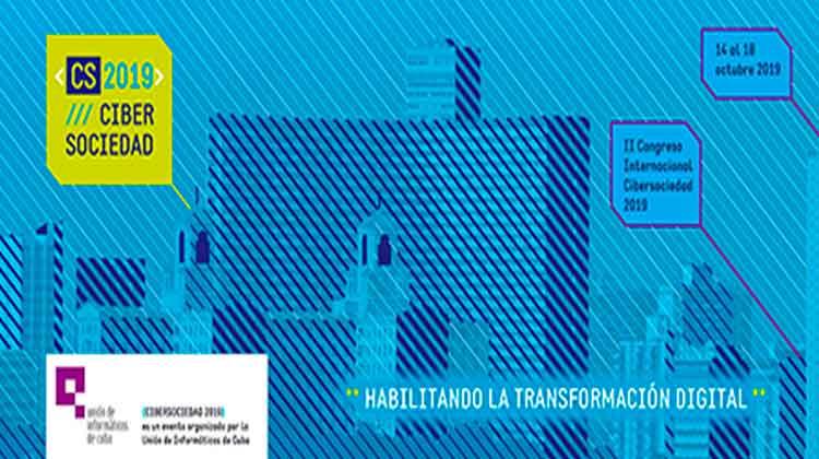 CiberSociedad 2019 hacia una transformación digital