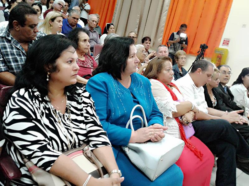 Dedican a Fidel convención en hospital cienfueguero