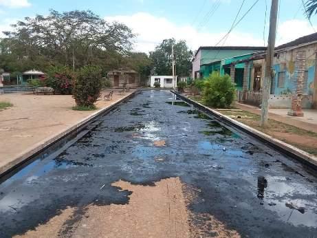 Evalúan impacto medio ambiental de vertimiento de petróleo en Matanzas