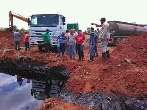 Evalúan impacto medioambiental de vertimiento de petróleo en Matanzas