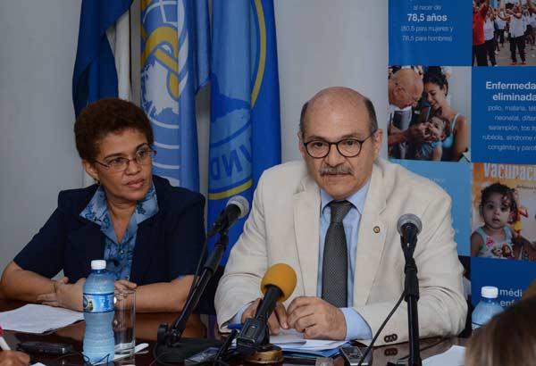 Cuba se suma a festejos por el Día Mundial de la Salud