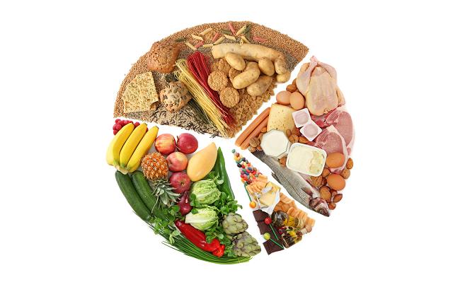 Dieta sana contra triglicéridos y colesterol altos