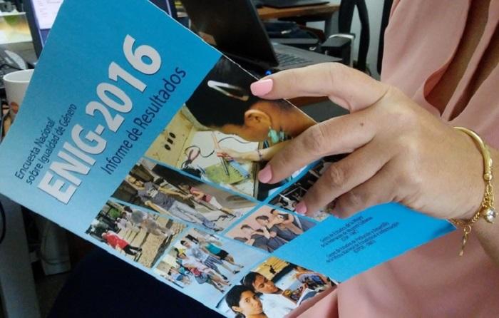 Encuesta nacional sobre igualdad de género (ENIG-2016): una valiosa herramienta