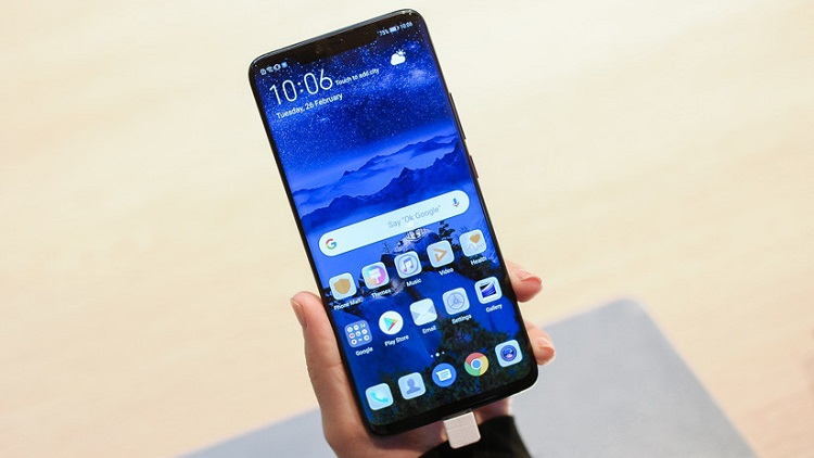 Huawei Mate 20 Pro is the best Smartphone of 2018