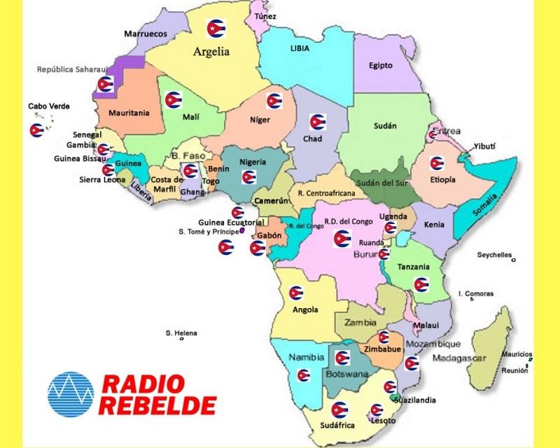 Recuerdan a embajadores de batas blancas en África