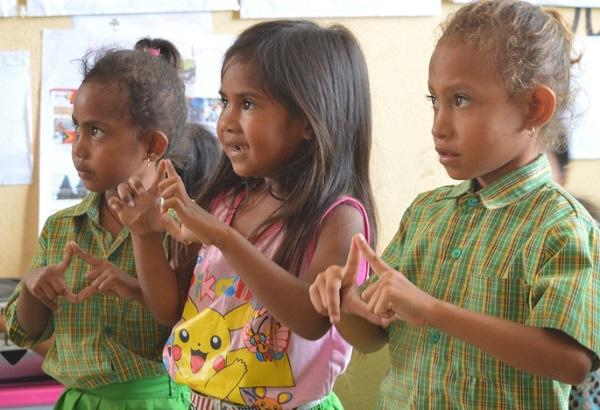 Gracias a la cooperación cubana en Timor-Leste, la mortalidad de menores de 5 años que estaba en 98/1000 hoy está en 50