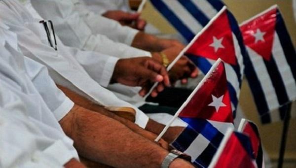 En 2004 arribaron a Timor-Leste los primeros médicos cubanos