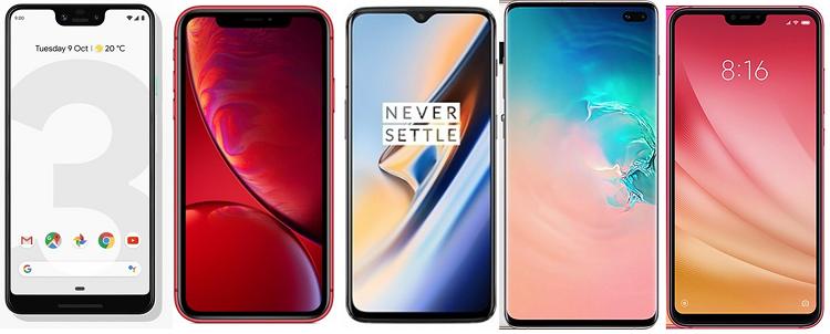 Conozca los smartphones más esperados del 2019