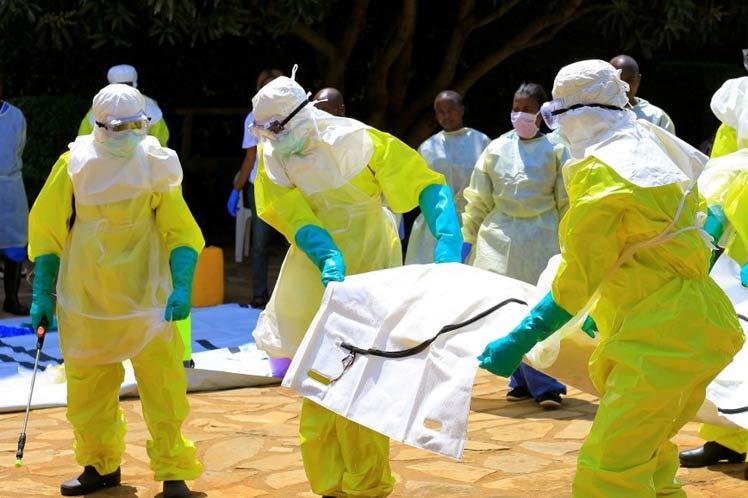 OMS declara ébola en Congo como emergencia de salud pública de interés internacional