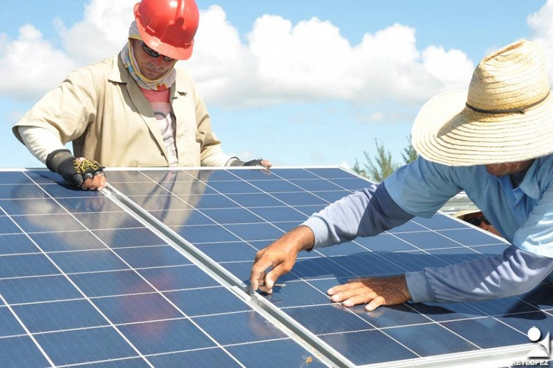 Photovoltaic energy workshop will be in session at Meliá Habana hotel