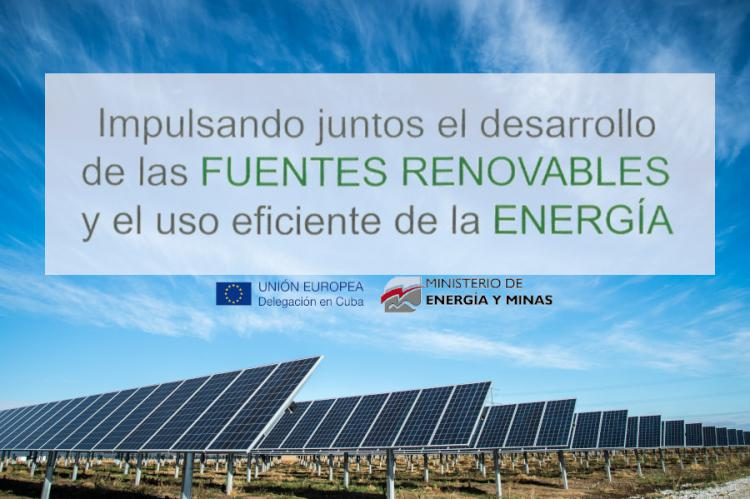 The European Union to Support the Cuban Energy Policy