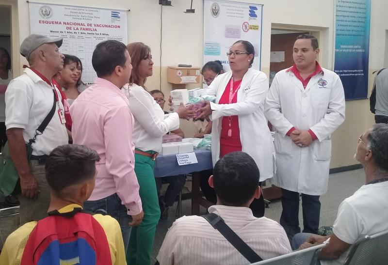 Acercan consultas médicas al pueblo venezolano