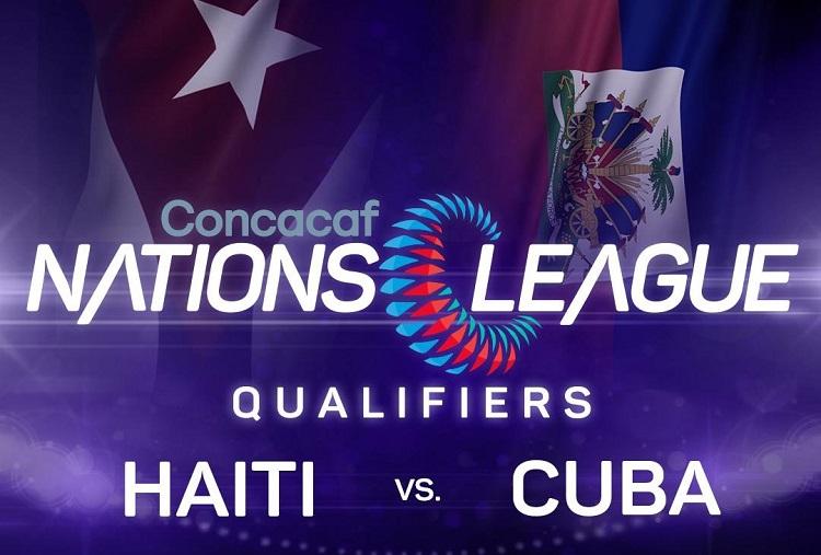 Cuba vs Haití en Liga de Naciones de Concacaf hoy