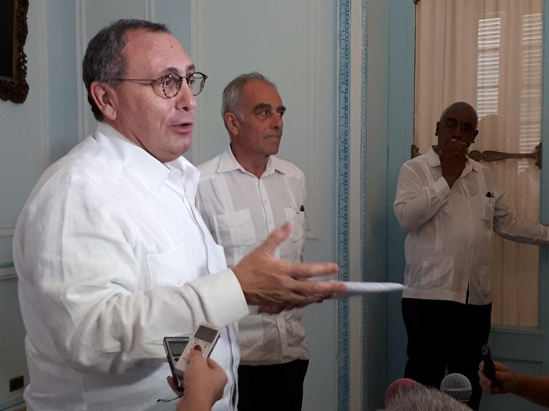 Consolidan Cuba y la Unión Europea buen estado de sus vínculos