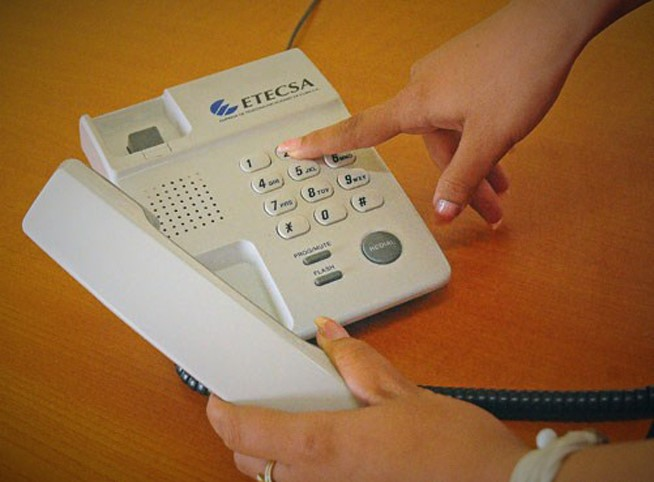Implementará ETECSA nueva Resolución para la telefonía fija