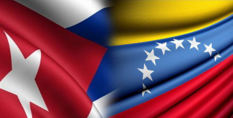 Cuba y Venezuela, la solidaridad frente al bloqueo