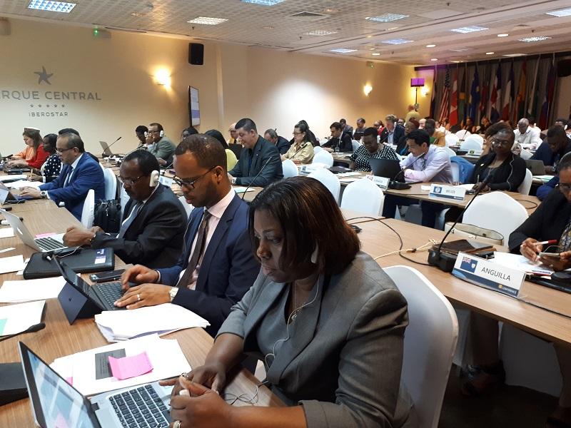 Preside Cuba XXII Conferencia Anual de la Unión Postal del Caribe