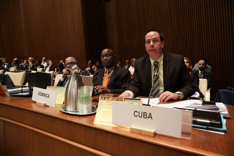 Cuban Health Minister Unable to Attend PAHO in Washington