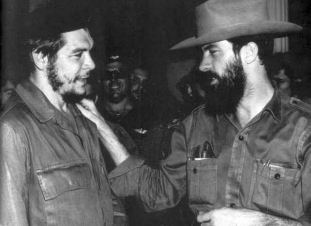 Un octubre de reencuentro con Camilo y Che