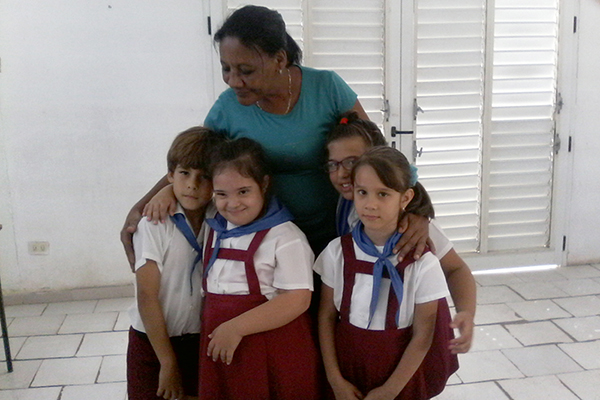 Marisabel se ganó el corazón de todos