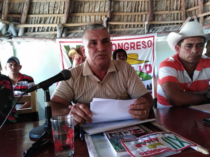Los campesinos tuneros ratifican la decisión de aumentar las producciones