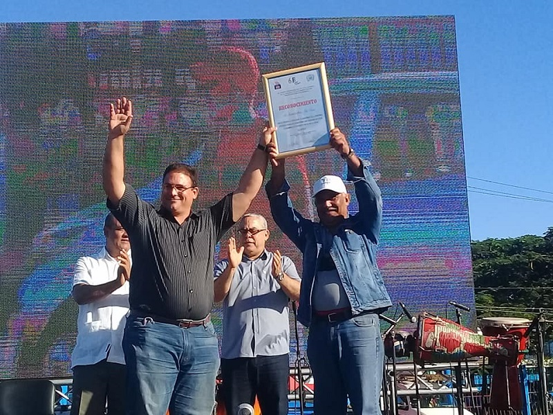 Celebra La Habana acto provincial por Aniversario 61 de la Revolución