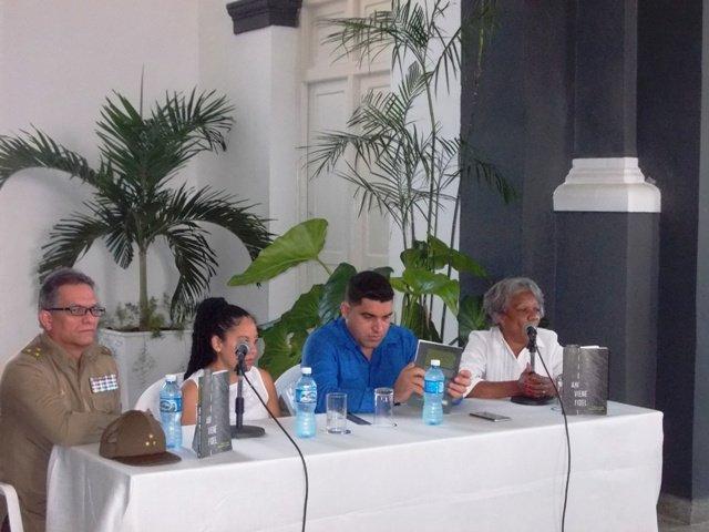 En Fotos: Ahí viene Fidel. Llega a Santiago de Cuba