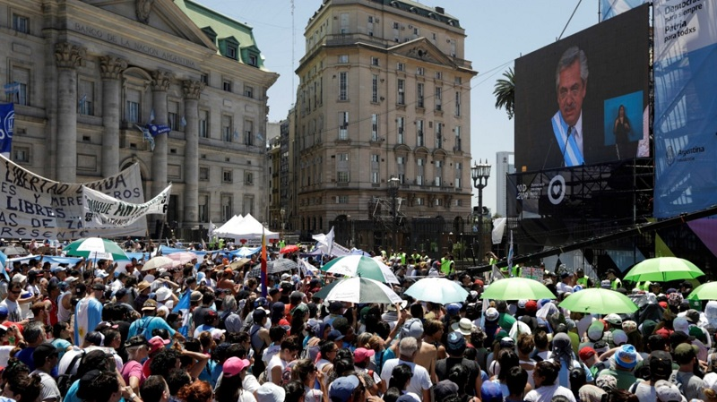 A Argentina regresa la esperanza