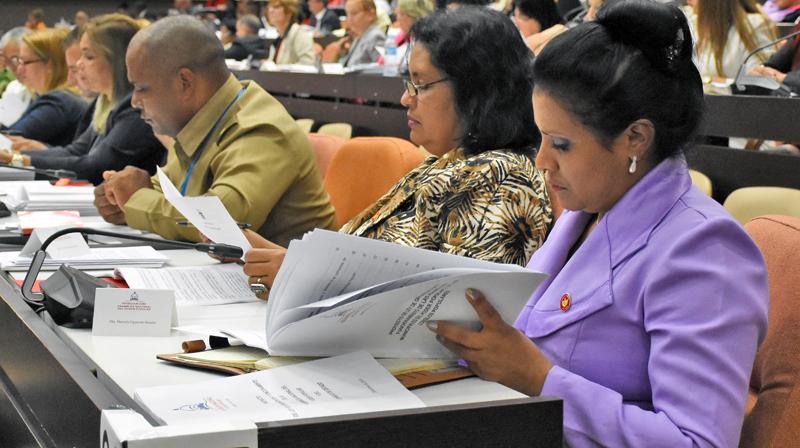 Aprueban por unanimidad reorganización de las comisiones permanentes de la Asamblea Nacional