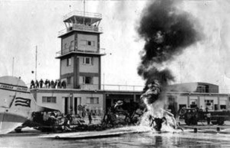 Recuerdan trabajadores de la aviación ataque pirata
