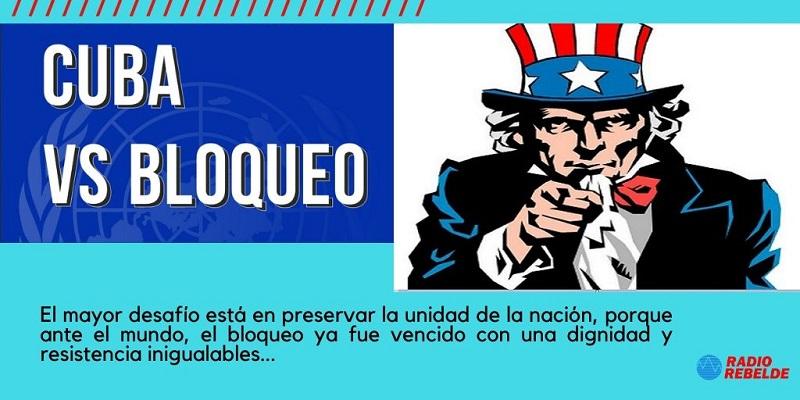 Cuba vs Bloqueo: La resistencia de un país