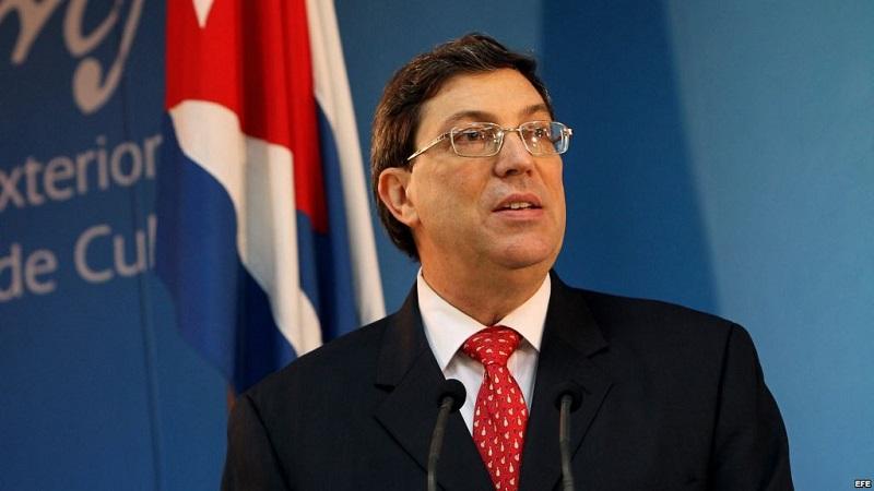 Cuba está contra el terrorismo, la guerra y en defensa de la Paz