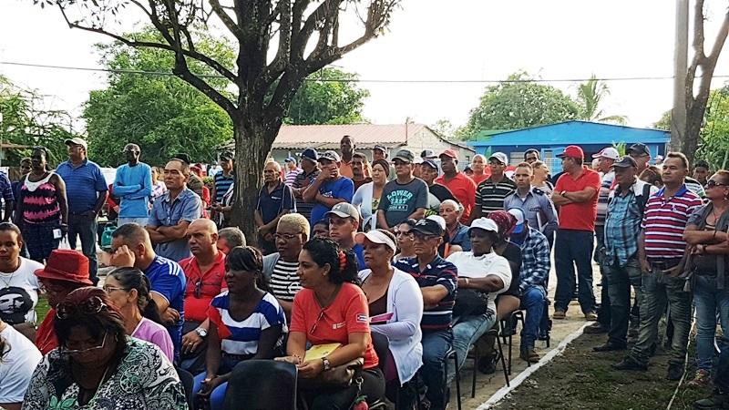 Pueblo y Gobierno en diálogo en Camagüey