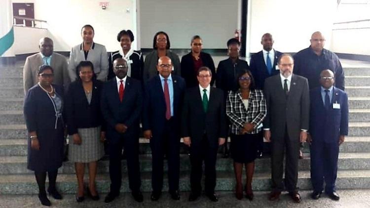Declaración adoptada en la VI Reunión Ministerial de CARICOM y Cuba