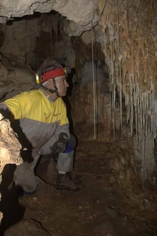 Tres nuevas cavernas para la espeleología matancera