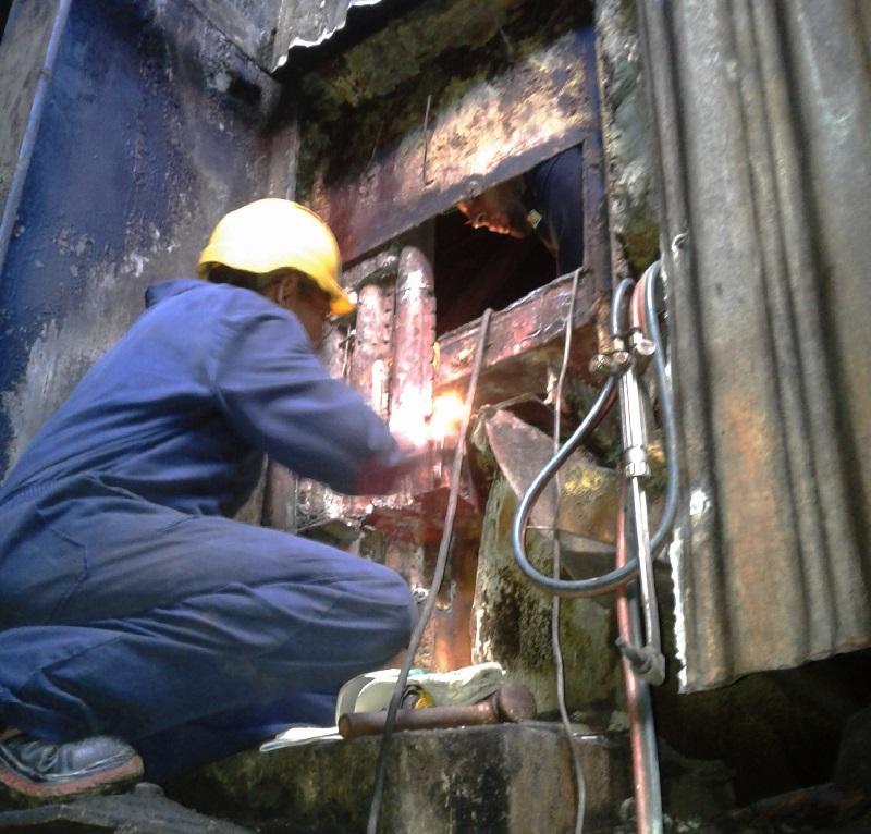 Realizan prueba en Termoeléctrica Antonio Guiteras