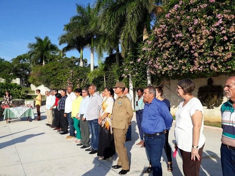 En Villa Clara quedó constituido el Consejo Electoral Provincial
