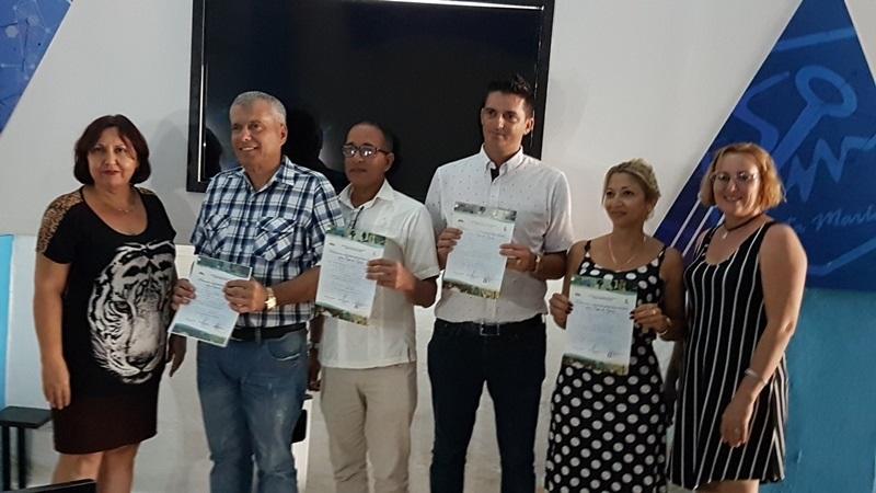 Camagüey protege la capa de ozono