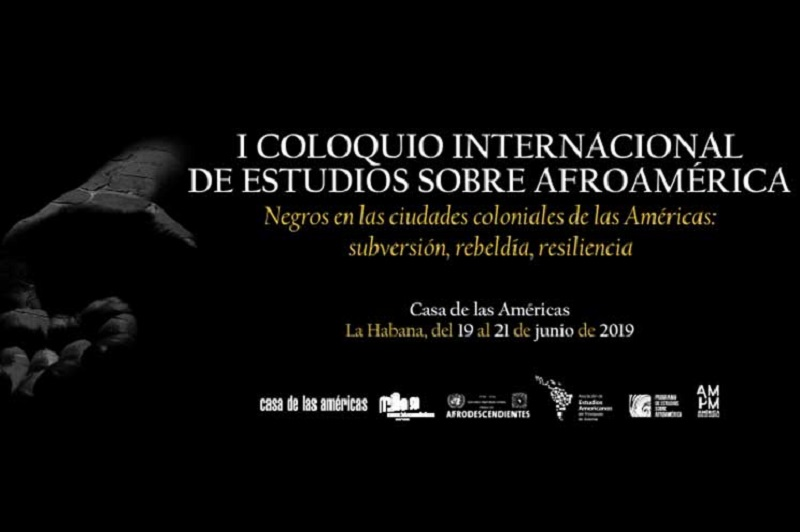 First International Colloquium on Afro-America starts in Havana