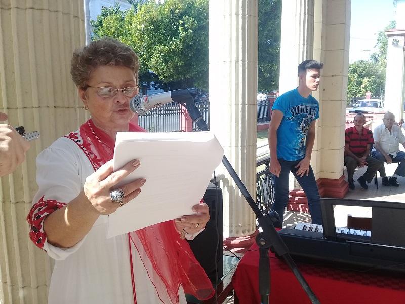 Combatientes de la Revolución Cubana repudian la Ley Helms-Burton