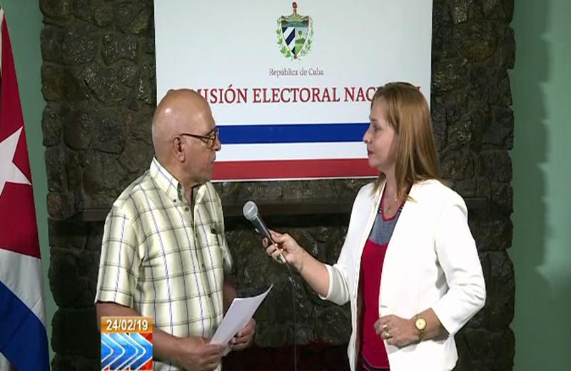 Más de 5 millones de cubanos ya han acudido a las urnas