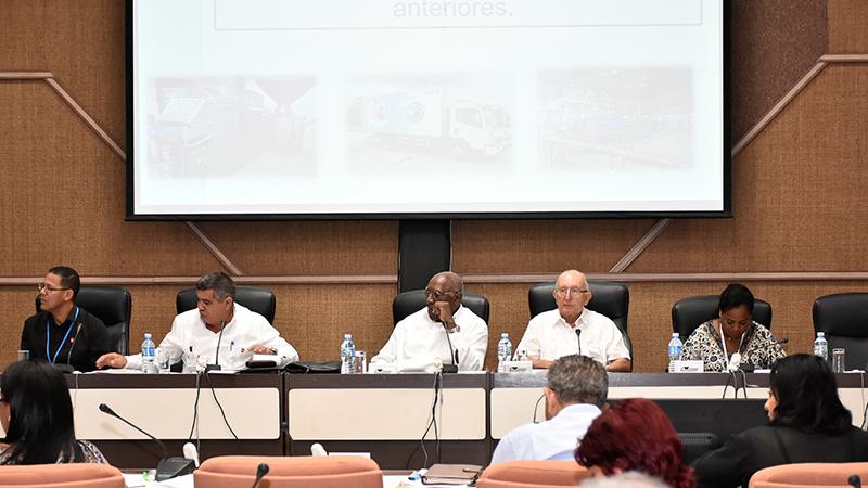 Aprueban diputados cubanos el dictamen del proyecto de Ley de Pesca