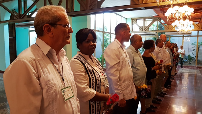 En Audio: Constituyen Consejo Electoral Provincial en Camagüey