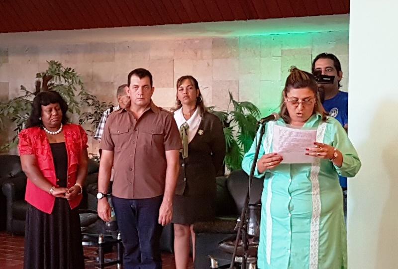 Constituyen Consejo Electoral Provincial en Camagüey